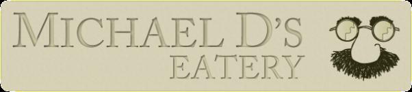 Michael D's logo